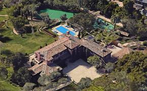 Принц Гарри и Меган Маркл свой первый особняк в Санта-Барбаре купили у российского олигарха