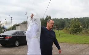 Врио главы Хабаровского края возвратил чегдомынской невесте свадебное платье
