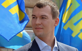 Михаил Дегтярев возглавит отделение ЛДПР в Хабаровском крае