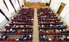Сколько законов приняли депутаты парламента Челябинской области