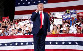 Трамп догоняет Байдена по популярности среди избирателей