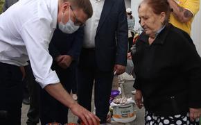 Алексей Текслер дал поручение благоустроить бесплатные рынки для садоводов