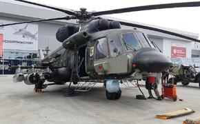 «Шторм» надвигается: The National Interest оценил модернизированный военно-транспортный вертолет Ми-171