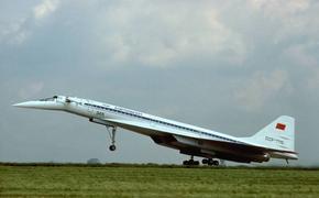 Сверхзвуковой пассажирский самолёт в России может появиться в 2022 году