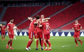 Венгрия потерпела поражение от сборной России - 2:3