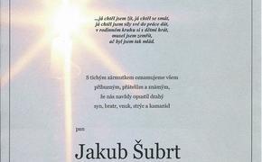 Обладатель титула «Мистер Вселенная» Якуб Шубрт умер в возрасте 32 лет