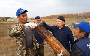Волонтёры культуры восстанавливают объекты деревянного зодчества в Якутии