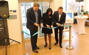 В Челябинске открыли банковский офис для любителей комфорта