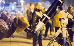 На улицы Хабаровска вернутся телескопы