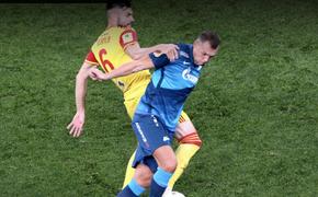 «Зенит» побеждает «Арсенал» - 3:1 и возвращает себе лидерство