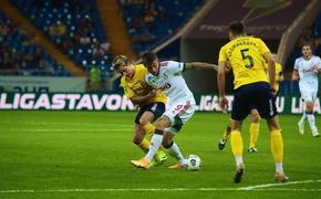 «Ростов» - « Локомотив»  безликая ничья - 0:0