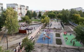 Как  происходит благоустройство  общественных пространств в Нижнем Новгороде