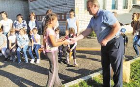 В Нижегородской области в рамках проекта «Народный депутат»  подготовили праздник для младшеклассников и подарки