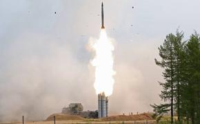 ЗРС С-300 уничтожили низколетящие цели на учении в Самарской области