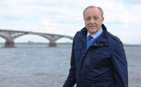 Губернатор Саратовской области Валерий Радаев сообщил, что заболел коронавирусом COVID-19