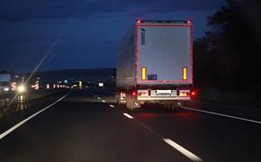 После запрета Лукашенко на российских дорогах фур из Польши и Литвы уменьшаются