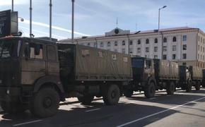В Минске начали задерживать участников акции и доставлять в отделения милиции