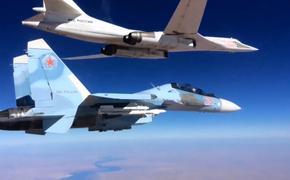 Российские Ту-160 неоднократно заходили в зону опознавания ПВО США