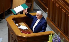Кравчук: Путин переиграл Украину на мирных переговорах по Донбассу