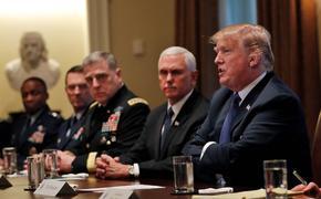 Трамп к выборам выложил «генеральского туза»
