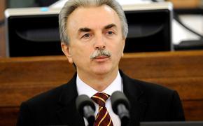 Экс-глава Конституционного суда Латвии Гунарс Кутрис: Думаю, что убийство адвоката Ребенока будет раскрыто