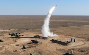Зенитчики ЦВО проведут учебно-боевые стрельбы ЗРС С-400 «Триумф» в Астраханской области
