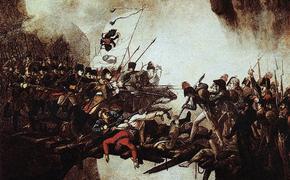 25 сентября 1799 года Суворов одолел французов в сражении за туннель Урнер-лох и Чертов мост