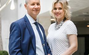 Белорусские оппозиционеры Вероника и Валерий Цепкало рассматривают Ригу, как место жительства