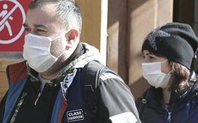 В Москве втрое вырос спрос на одноразовые и медицинские маски