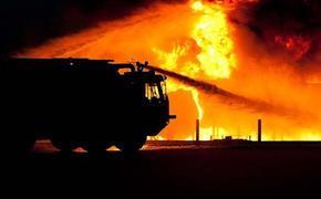 Три человека погибли при пожаре в подмосковной Балашихе
