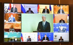 Собянин предложил продлить на 2021 год принятые в период коронавируса  меры