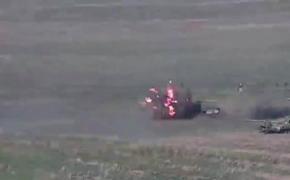 По информации Еревана, азербайджанцы несут тяжелые потери в ходе наступления в Карабахе
