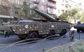 Минобороны Азербайджана заявило об уничтожении в Карабахе восьми «Градов» Армении