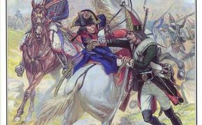 Русские войска в 1799 году в Муттенской долине разгромили вдвое превосходящие силы французов