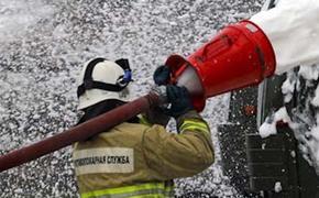 Один человек погиб при пожаре в квартире на западе Москвы
