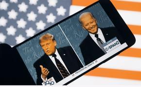 Трамп против Байдена. Дебаты двух политиков прошли с бурными «словесами»