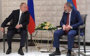 Армении в карабахской войне могли бы помочь российские «Панцири»