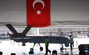 Киев намерен приобрести 48 турецких ударных беспилотников