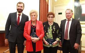 В Иркутске прошла церемония вручения почетного знака Юрия Ножикова «Признание»