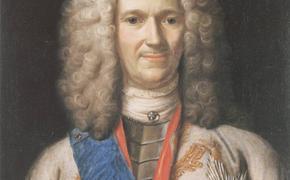 В этот день в 1708 году корпус Александра Меньшикова одержал победу над шведами в битве при Лесной