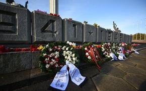 В Риге отметили День освобождения от нацизма