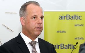 Латвийская авиакомпания AirBaltic планирует попросить вновь денег у государства