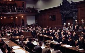 16 октября 1946 года по приговору Нюрнбергского трибунала были казнены высокопоставленные нацистские преступники