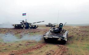 Армяне отбили внезапную атаку противника на юге Карабаха