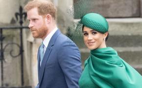 Принц Гарри и Меган Маркл решили не праздновать Рождество с королевой