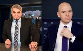 Ведущие «Голос Америки» и «России-24» публично разругались