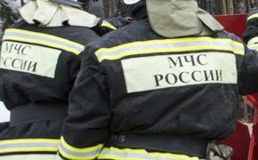 Пожар вспыхнул в пятиэтажном жилом доме в Саратове, пострадал человек