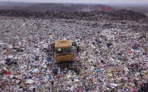 По данным РАН, на территории России скопилось более 31 млрд тонн неутилизированных отходов