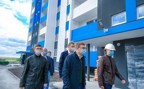 В Челябинской области  в рамках проекта «Жилье»  введено более одного миллиона квадратных метров жилья