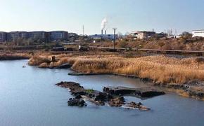 В Бурятии обсуждают варианты ликвидации  «фенольного озера»  в Улан-Удэ
